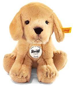Lumpi Golden Retriever Puppy By Steiff 079412