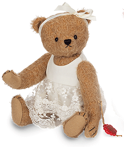 Teddy Hermann Babette Bear 119012