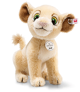 Steiff Disney Lion King Nala 355370