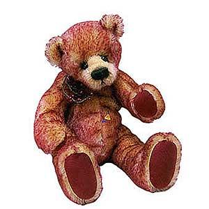 Mon Cherrie Teddy Bear by Clemens EAN 47006