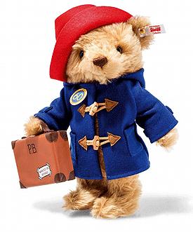 Steiff Teddy Bear Florentine Ornament Limited Edition EAN 034695