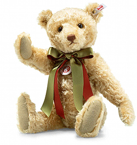Steiff 2019 British Collectors Bear 690761