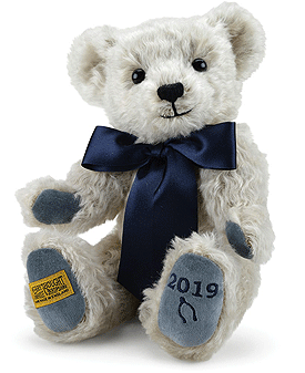 Merrythought 2019 Year Bear RXS12M19